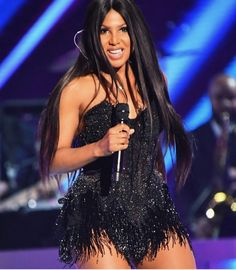 """Toni """"The"""" Braxton Foreign Celebrities, Famous Celebrities, Celebs, Black Pin Up, Divas, Tamar Braxton, Good Looking Women, Trendy Outfits, Black Outfits"""