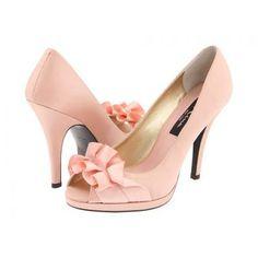 Nina Evelixa Women's High Heel Pump, Pink - Color: Pink - Model: EVELIX-LSTRS