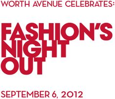 Worth Avenue Celebrates: Fashion's Night Out