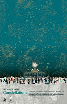 Grand Central Constellations.