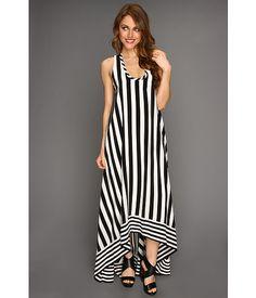 BCBGMAXAZRIA Gia Stripe Gown  On my 4?th birthday dress wish list.  $492.99