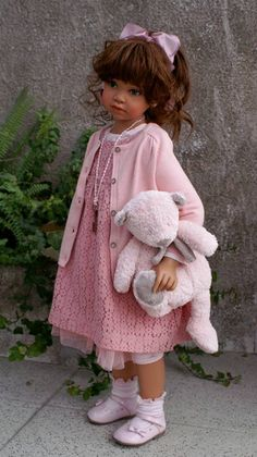 Olga-Angela Sutter's cute doll