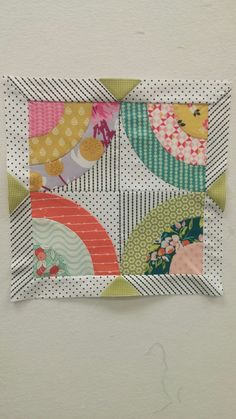 Delilah Month 2 – American Quilting
