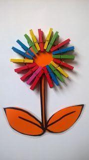 Papillons multicolores - minions diy for kids, birthday tree Montessori Activities, Motor Activities, Preschool Activities, Easy Crafts For Kids, Diy For Kids, Birthday Tree, Finger Gym, Funky Fingers, Practical Life