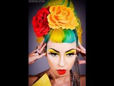 RAQUEL REED BRIGHT INSPIRED MAKEUP LOOK DARE2WEAR!!