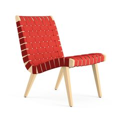 Risom Lounge Chair   For the Lounge Lovers   Holiday Gift Guide   Knoll