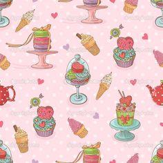 helados pattern - Buscar con Google