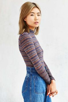 Project Social T Lost In Spacedye Top - Urban Outfitters