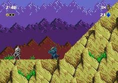 Kid Chameleon - MegaDrive - 1992