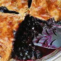 Blueberry Pie by Peggy Stanford