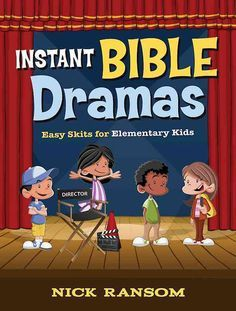 This resource is designed to be used by children's ministry leaders in introducing scripture stories to elementary children. Each drama is designed to allow children the opportunity to participate in