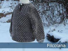 Ludvig Sweater (3 - 24 months)   Filcolana