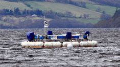 Scottish marine energy technology developer, AWS Ocean Energy, has started testing a 1/9th scale version its AWS-III wave energy device in Loch Ness.