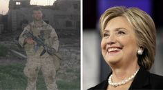 Marine Frank Biggio, like the majority of our military personnel, doesn't need any special thanks or favors for his service.  Instead of accolades from the public, Biggio is asking American to do one thing for him: vote for Hillary Clinton. In an op-ed written for Cleveland.com, Biggio lists the numerous reasons he believes Clinton is […]