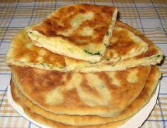Turte cu brânză și verdeață. Ar fi bine să faceți deodată mai multe! - Bucatarul Mai, Pizza, Cheese, Ethnic Recipes, Food, Essen, Meals, Yemek, Eten