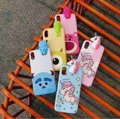 Phone cases, iphone cases и unicorn phone case. Iphone Cases For Girls, Disney Phone Cases, Cute Cases, Cute Phone Cases, Iphone Phone Cases, Phone Covers, Iphone Novo, Unicorn Phone Case, Modelos Iphone