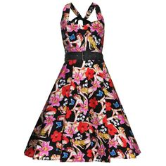 Hawaii Hell Bunny dress. Owned this for years but sold as it was too big after weight loss :( on the look out for a smaller one!