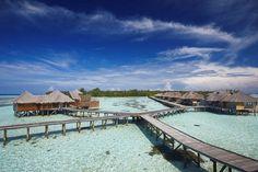 O Gili Lankanfushi Maldives é um dos Resorts que estão na lista dos mais belos e paradisíacos das Ilhas Maldivas