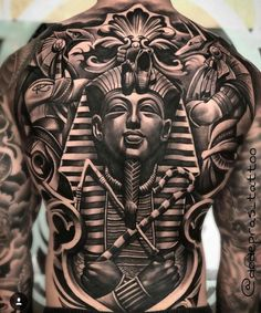 For the best back tattoos by top artists from around the world, including full back, shoulder back, back tattoos for men and back tattoos for women plus Japanese and Dragon back tattoos, check out our list of 68 of the very best back tattoos. Cool Back Tattoos, Back Tattoos For Guys, Back Tattoo Women, Badass Tattoos, Tattoos For Women, Man Back Tattoo, Full Leg Tattoos, Tattoos 3d, Trendy Tattoos