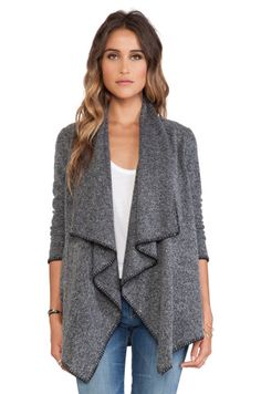 Bailey 44 Blanket Coat in Grey from REVOLVEclothing, How would you style this? http://keep.com/bailey-44-blanket-coat-in-grey-from-revolvecloth-by-new_arrivals/k/0ikNSuABFt/