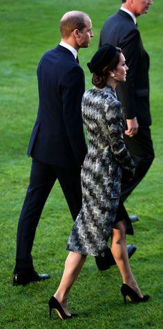 Prince William, Duke of Cambridge, Catherine, Duchess of Cambridge attend part…