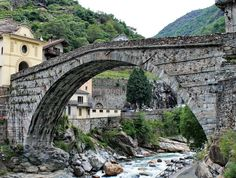 PONT-SAINT-MARTIN (Valle d'Aosta) - by Guido Tosatto