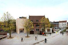 51N4E_Buda Arts Center_Brüssel