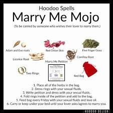 hoodoo spells with pictures