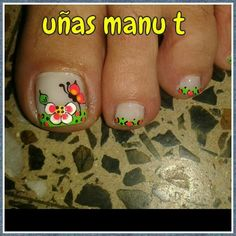 Uñas de pies Toe Nail Art, Toe Nails, Butterfly Makeup, Nail Effects, Toe Nail Designs, Pedicures, Manicure, Lily, Feet Nails