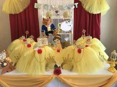 Beauty and the Beast Birthday Box