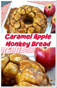 Lou  Lou  Girls : Caramel Apple Monkey Bread
