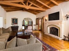 Clark Gable Palm Springs Home For Sale - Live Like Clark Gable - House Beautiful