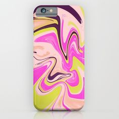 Mixtura #2 (By Salomon) #mobile #case #design #fashion #skull #iphone #samsung #android #skin #mix #painting #art #colours #acrylic #society6 @society6