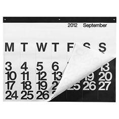 stendig calendar 2012