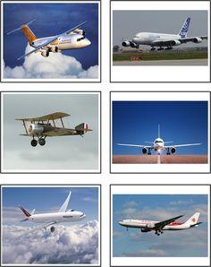 Montessori Materials, Public Transport, Transportation, Aircraft, Vehicles, School, Baby, Montessori Activities, Early Education