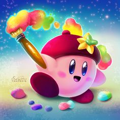 Kirby by TsaoShin.deviantart.com on @DeviantArt