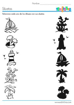 Crafts,Actvities and Worksheets for Preschool,Toddler and Kindergarten.Free printables and activity pages for free.Lots of worksheets and coloring pages. Preschool Learning Activities, Kindergarten Science, Preschool Worksheets, Toddler Activities, Preschool Activities, Kids Learning, Matching Worksheets, File Folder Activities, Learning Through Play