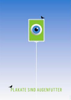 Eine Art Tagebuch von Thomas P. Roehtlisberger :: 30.09.2011 / Augenfutter Wind Turbine, Illustration, Daily Journal, Eyes, Poster, Illustrations