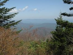 Andrews Bald is an outstanding destination for hikers seeking spectacular views in the highlands of the Great Smoky Mountains. The hike is just long enough to escape the crowds at Clingmans Dome, but short enough for almost everyone in the family to enjoy.