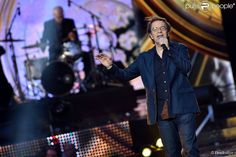 Exclusif - Francis Cabrel, dans les arènes de Nîmes à l'occasion de la spéciale Fête de la musique de l'émission La Chanson de l'année sur TF1, le samedi 20 juin 2015.