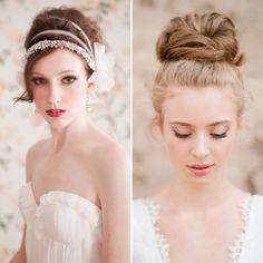 Gorgeous Up-Do's {Wedding Inspiration}