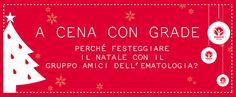 """Venerdì 12 dicembre torna il consueto appuntamento con l'iniziativa """"A cena con GRADE"""", la tradizionale charity dinner per festeggiare il Natale insieme a GRADE Onlus. http://www.grade.it/12-dicembre-cena-degli-auguri-2014-aperte-le-prenotazioni/"""