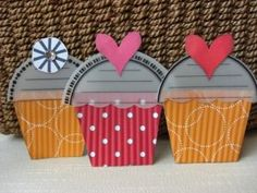 cup-cake cards