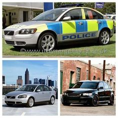 Whether you use the as a police vehicle, a car to get you to work, or a small sedan to customize and enjoy rides, there is no doubt that we all love our Volvo Volvo S40 T5, Volvo Cars, Police Cars, Automobile, Vehicles, Model, Car, Scale Model