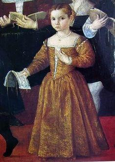Starlight Masquerade Giovanni Antonio Fasolo Portrait of the Valmarana Family Handhaltung