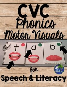 Apraxia, CVC words, short vowels, beginning readers, speech therapy, motor production, flip books, center activities, visual cues, picture cards, phonics, phonemic awarenessDownload again if you own this unit!  I included covers for each flip book! This huge unit of short vowel CVC flip books was created for struggling  readers and severe speech therapy students.