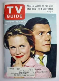 Bewitched - Elizabeth Montgomery - Dick York