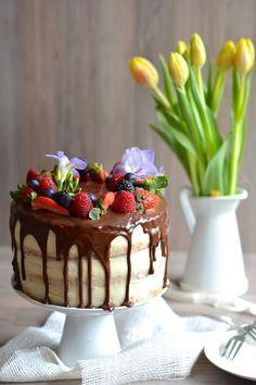 tasty life: Narozeninový dort