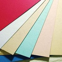 10 Pcs Assorted Color 160gsm Blank A4 Rugged Surface Dermatoglyph Paper 21 X 29.7cm