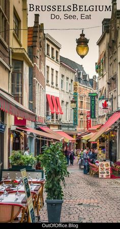 Click here for 50+ things to do, see and eat in Brussels to help you plan your perfect itinerary! #Brussels #Belgium #Thingstodo #Travel